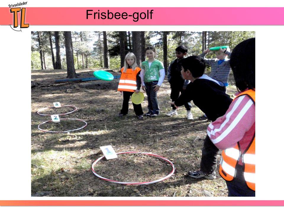 Frisbee-golf