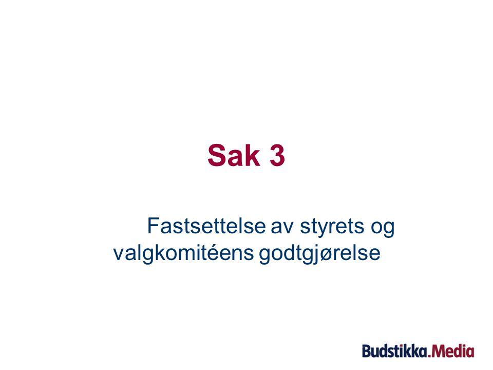 Sak 2: Forslag til vedtak Kaare Frydenberg, Kaci Kullmann Five og Ingjerd B.