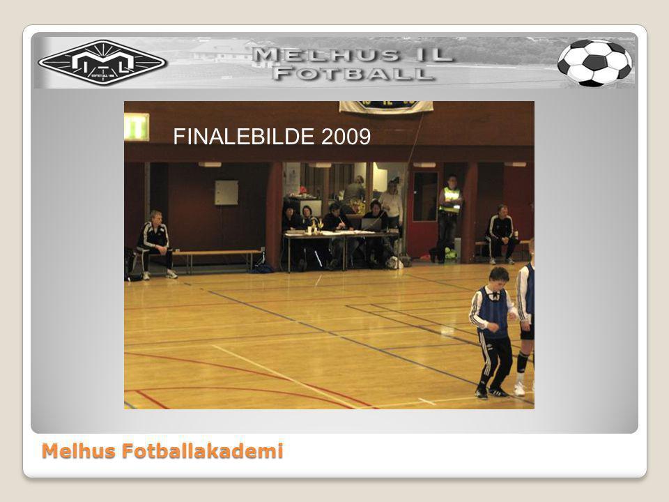 Melhus Fotballakademi FINALEBILDE 2009