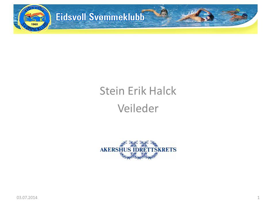 Stein Erik Halck Veileder 03.07.20141