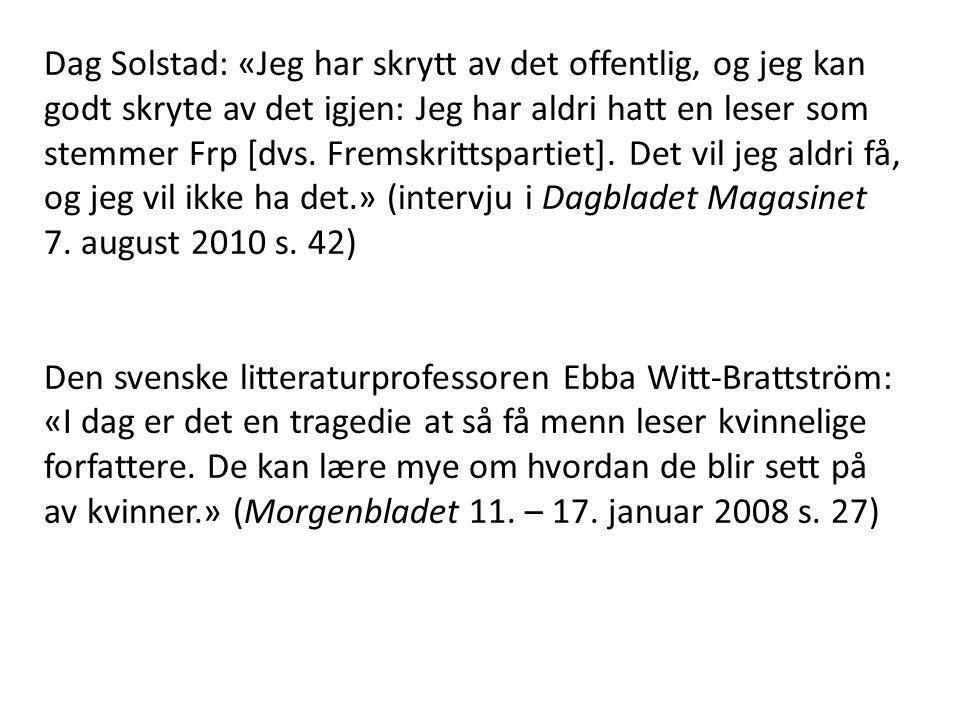 Den 9.desember 2010 skrev museumspedagogen Heidi Arild på e-postlista biblioteknorge@nb.no 9.