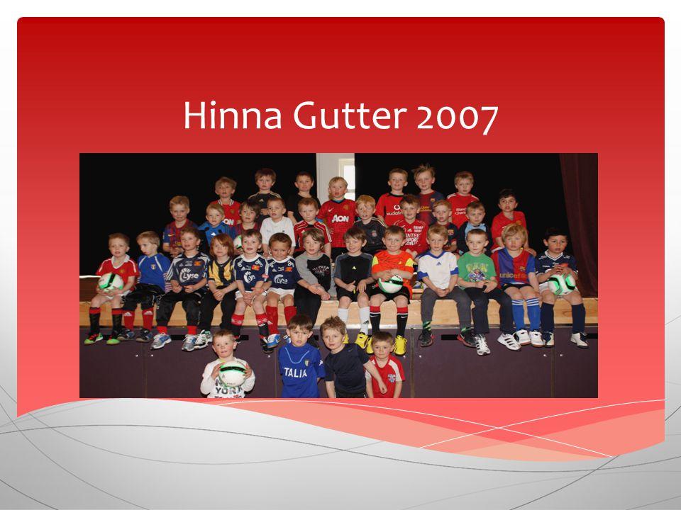 Hinna Gutter 2007