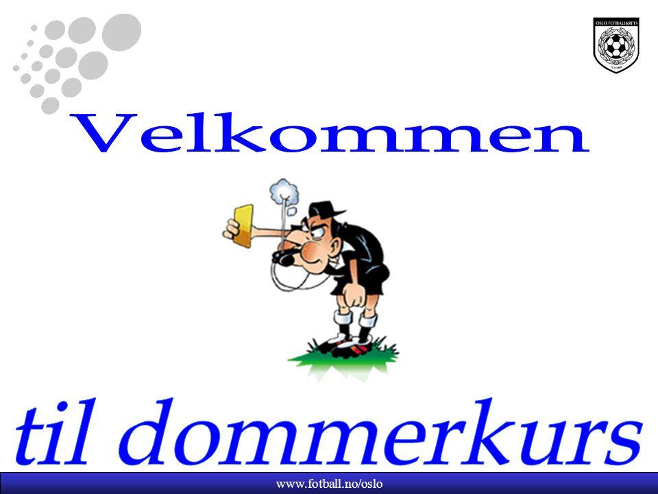 www.fotball.no/oslo Straffesparkreglementet  Alle spillere, unntatt eksekutøren og målvaktene, skal oppholde seg i midtsirkelen