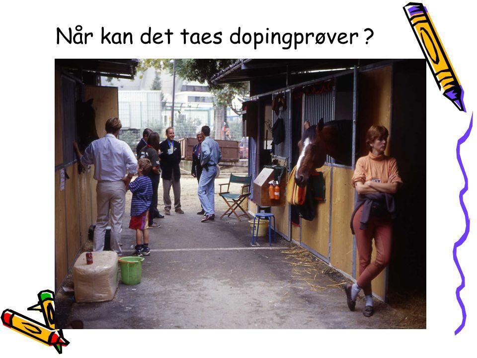 NRyFs Dopingregelement •Forbud mot doping •1.