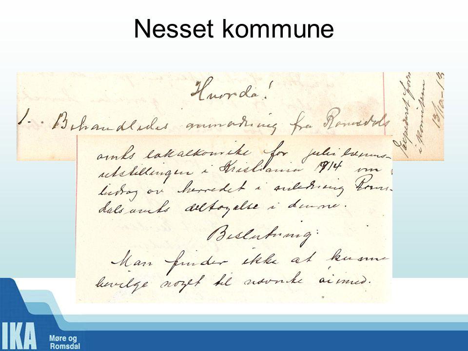 Nesset kommune