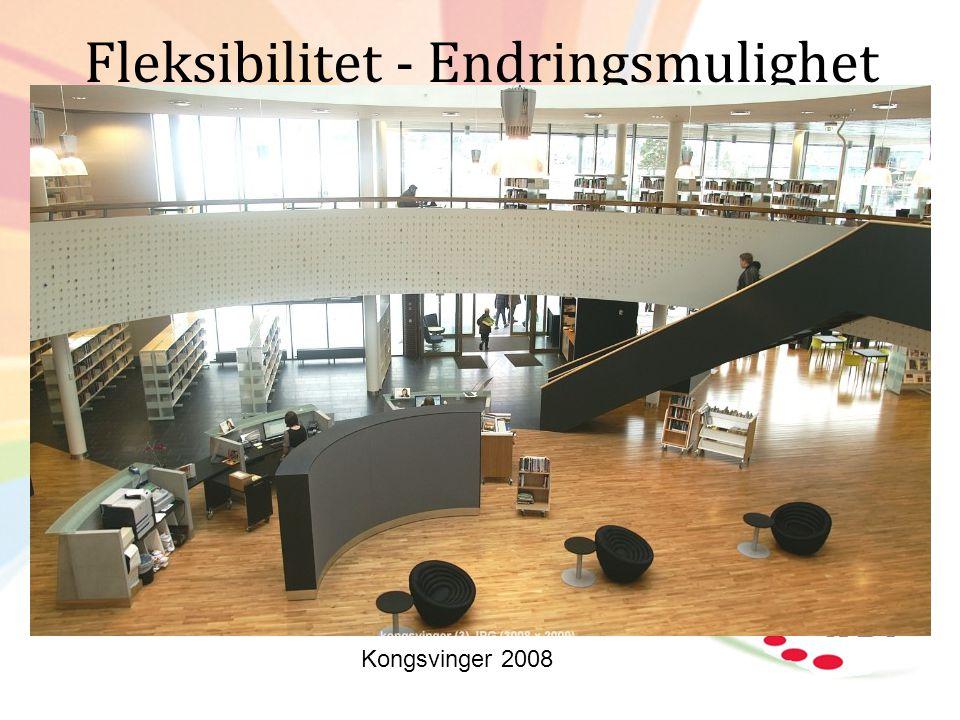 Fleksibilitet - Endringsmulighet Kongsvinger 2008