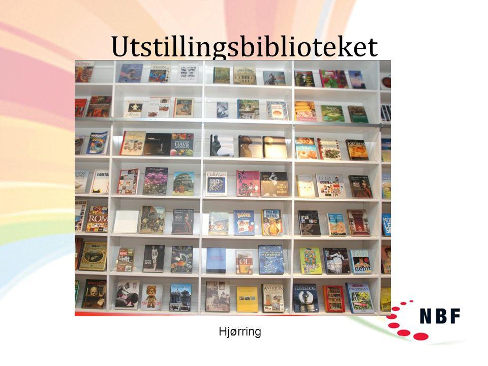 Utstillingsbiblioteket Hjørring