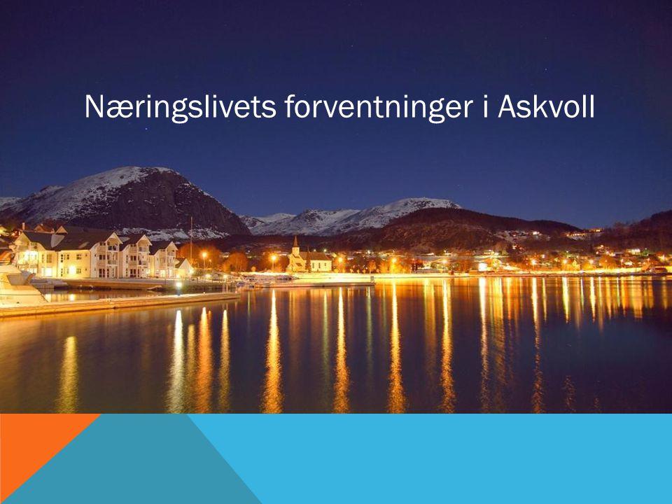 Næringslivets forventninger i Askvoll