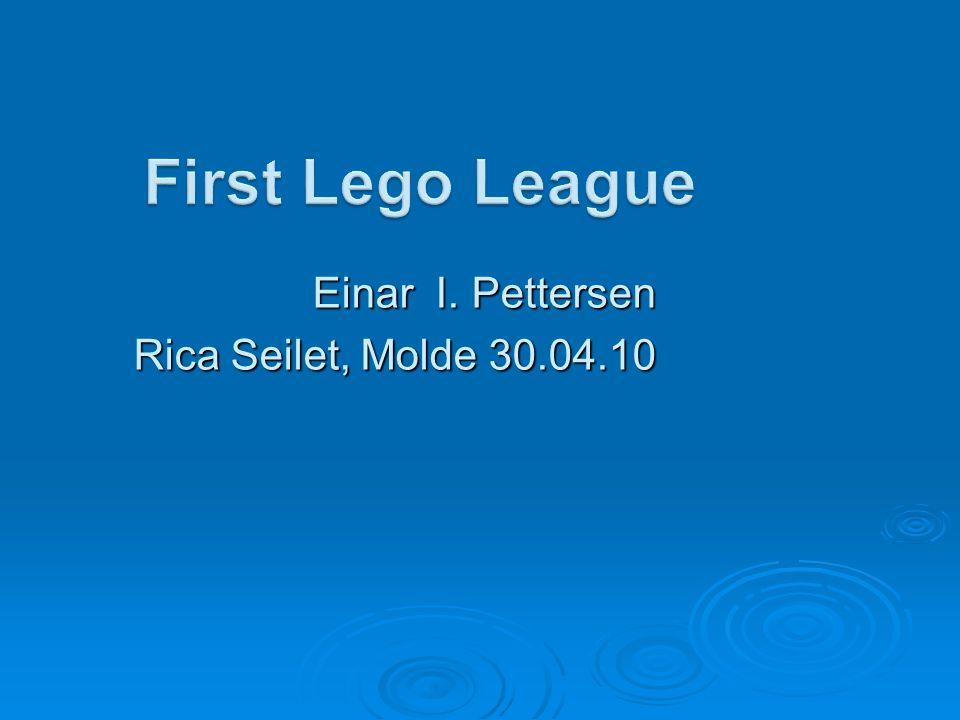 Einar I. Pettersen Rica Seilet, Molde 30.04.10