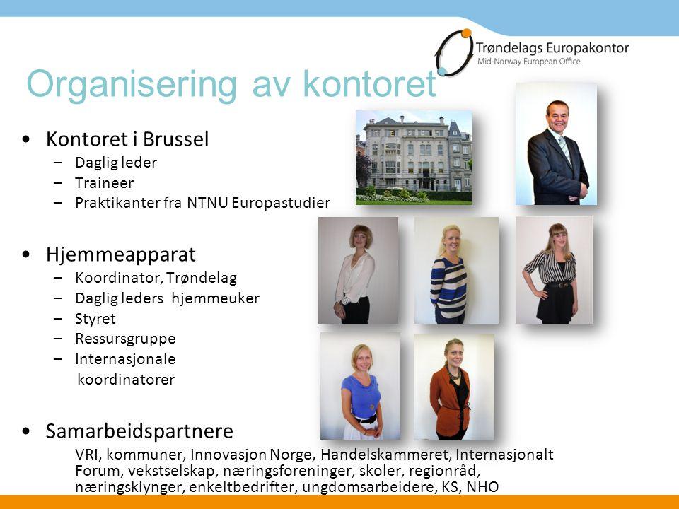 Stadig flere avtaler mellom Norge og EU