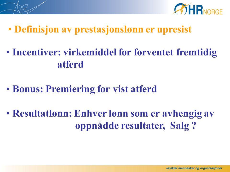 """Forskning.no: """"Prestasjonslønn er gift for kreativiteten !"""" (Professor Geir Kaufmann, NHH) """"Usunne gulrøtter"""" ( Bård Kuvaas BI) """"Kvinner får menn til"""
