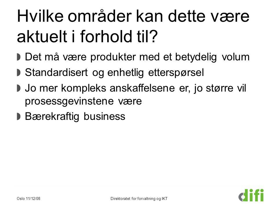 Nærmere om SMBer og offentlige anskaffelser.Ressurser knyttet til tilbudsprosessen – forenkling.
