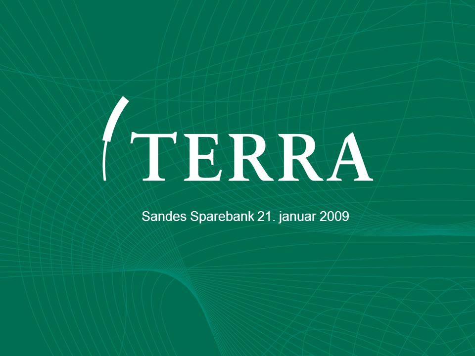 Sandes Sparebank 21. januar 2009