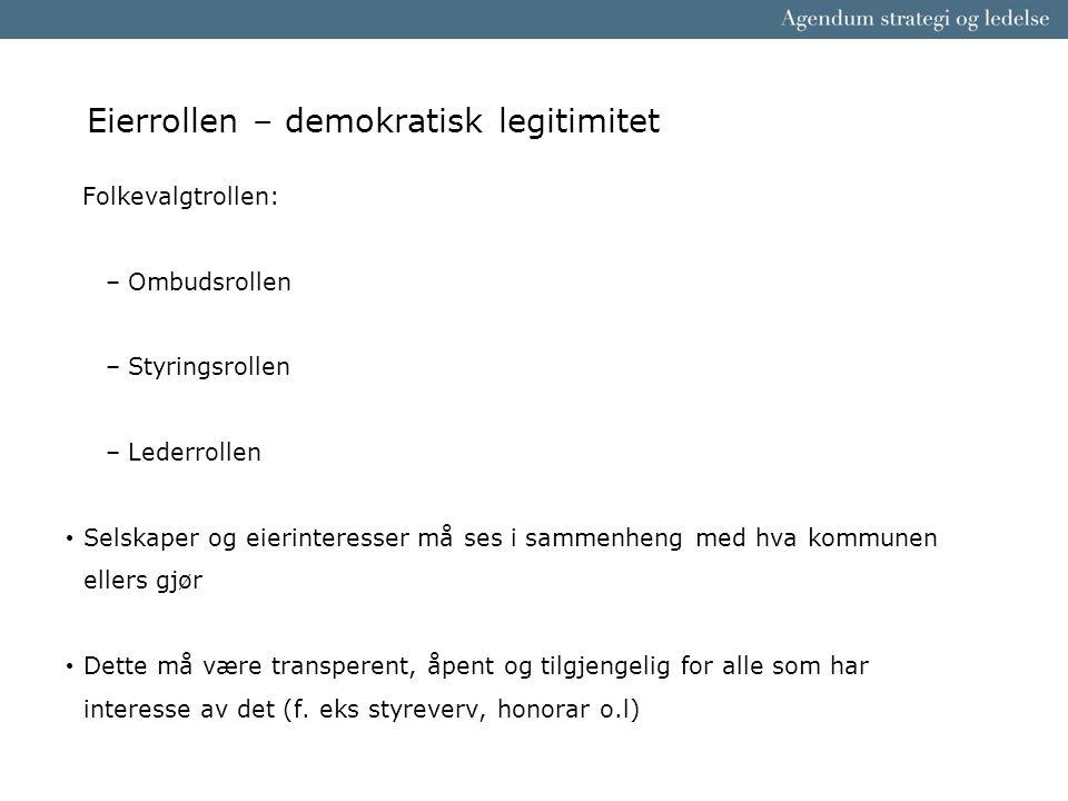Styrets myndighet etter IKS-loven IKS-loven § 13.