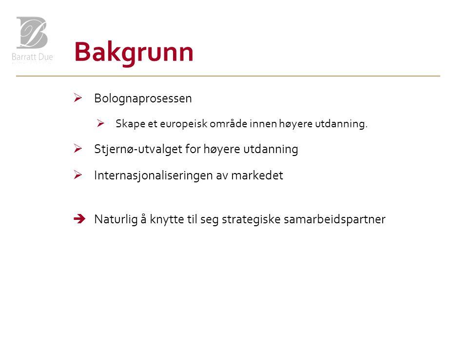  Barratt Due musikkinstitutt er, og skal være; Norges viktigste talentutvikler innen klassisk musikk.