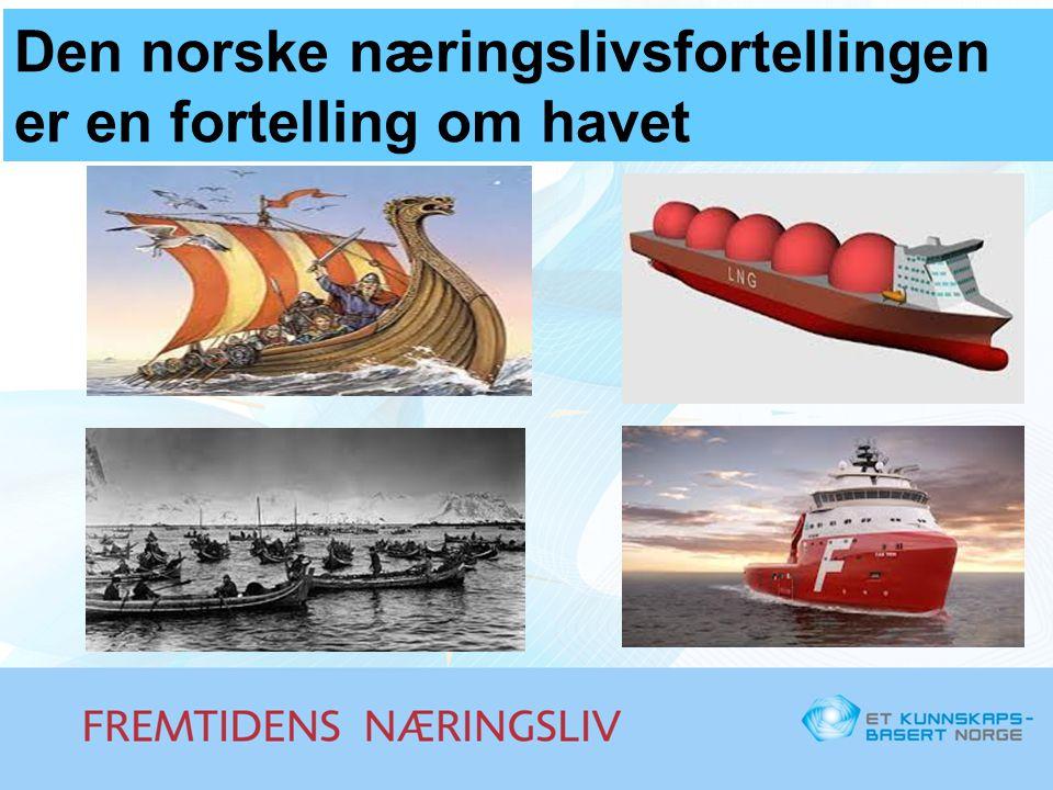 Det norske ikonet er fiskebåten