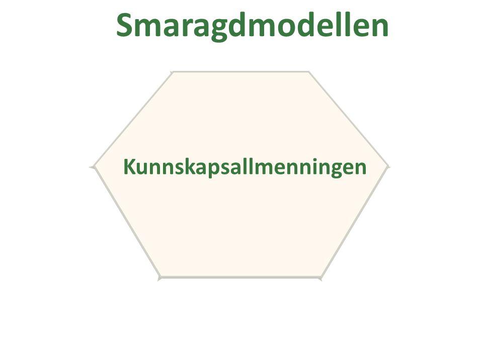 Smaragdmodellen Kunnskapsallmenningen