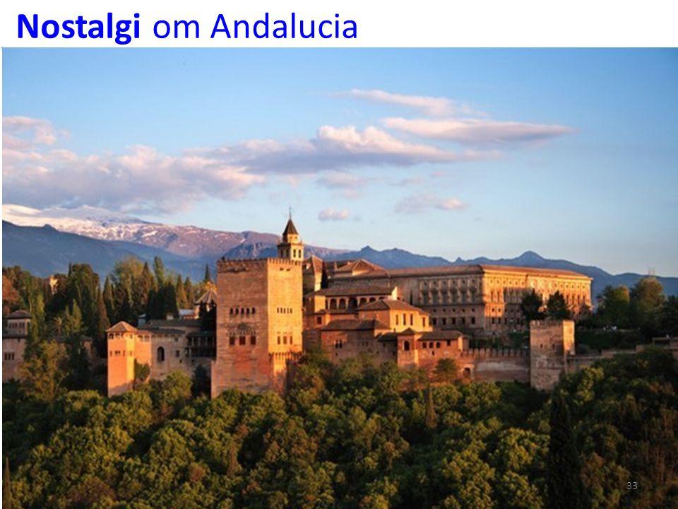 Måtte det flommende regnet, når det strømmer ned, bli til nytte for deg, o, tid for møtet i Andalucía! Møtet med deg er bare en drøm i min slummer, el