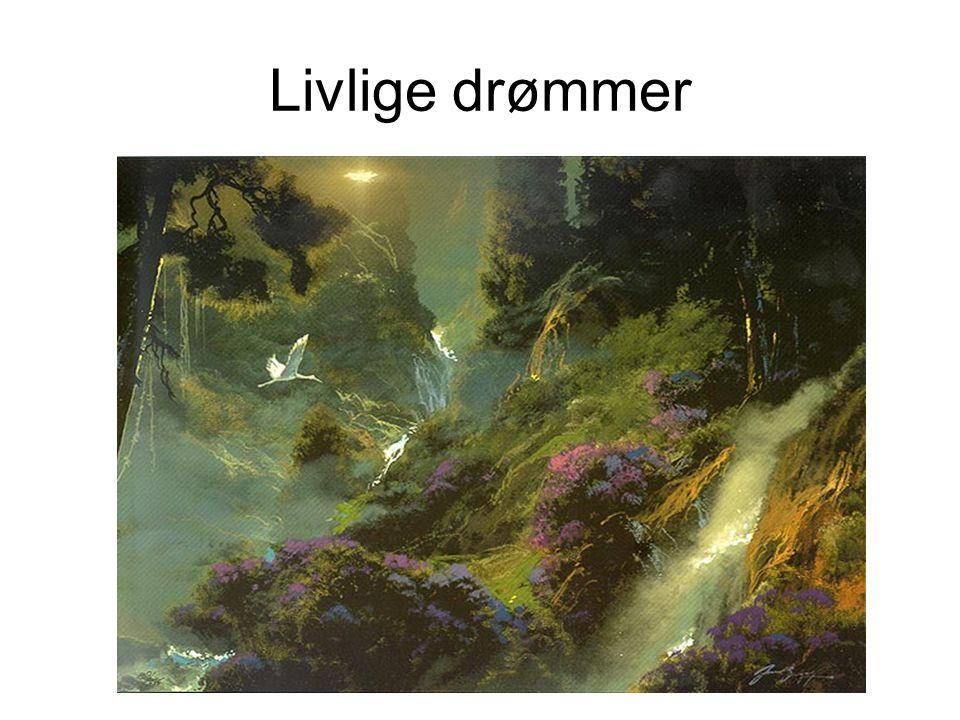 Livlige drømmer