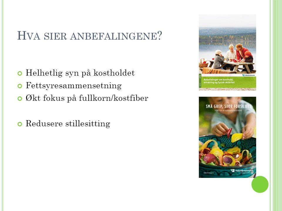 N ETTSIDER www.frukt.no www.fiskesprell.no www.godfisk.no www.brodogkorn.no www.matportalen.no www.barnemat.com www.barnogmat.no www.matvaretabellen.no
