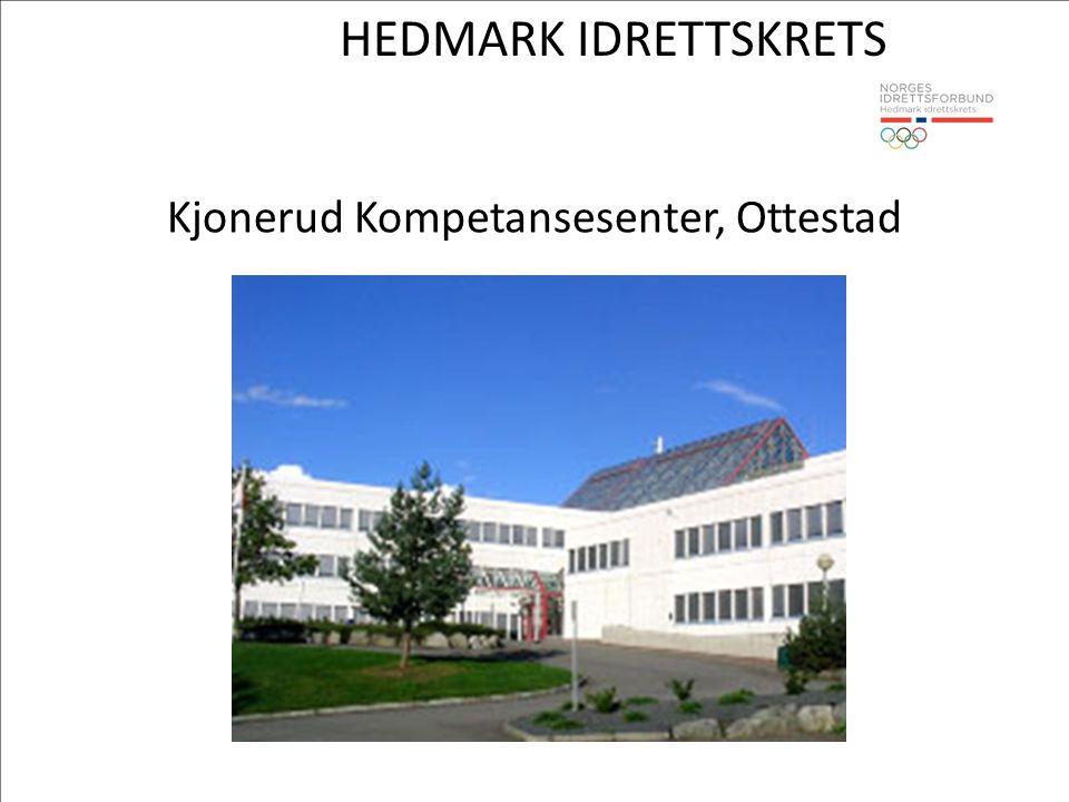 HEDMARK IDRETTSKRETS Kjonerud Kompetansesenter, Ottestad