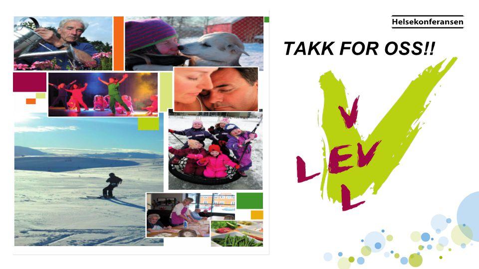 TAKK FOR OSS!!
