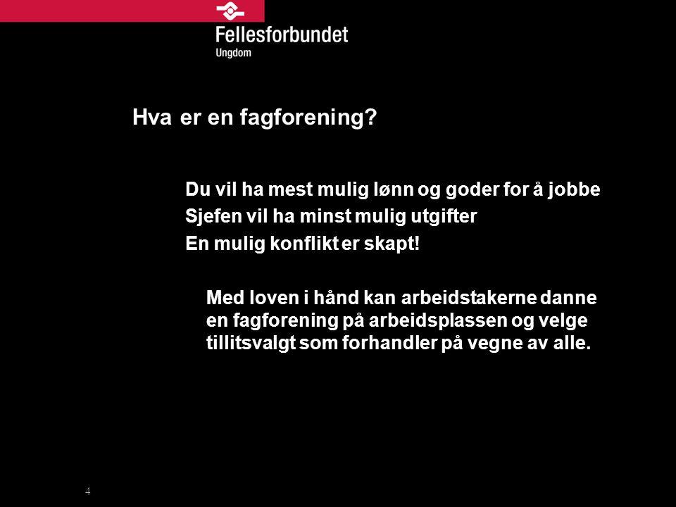 Fellesforbundet Dannet 8.