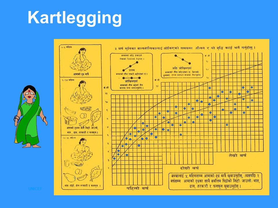 UNICEF Kartlegging
