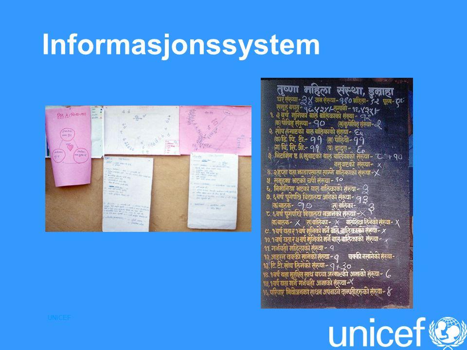 UNICEF Informasjonssystem