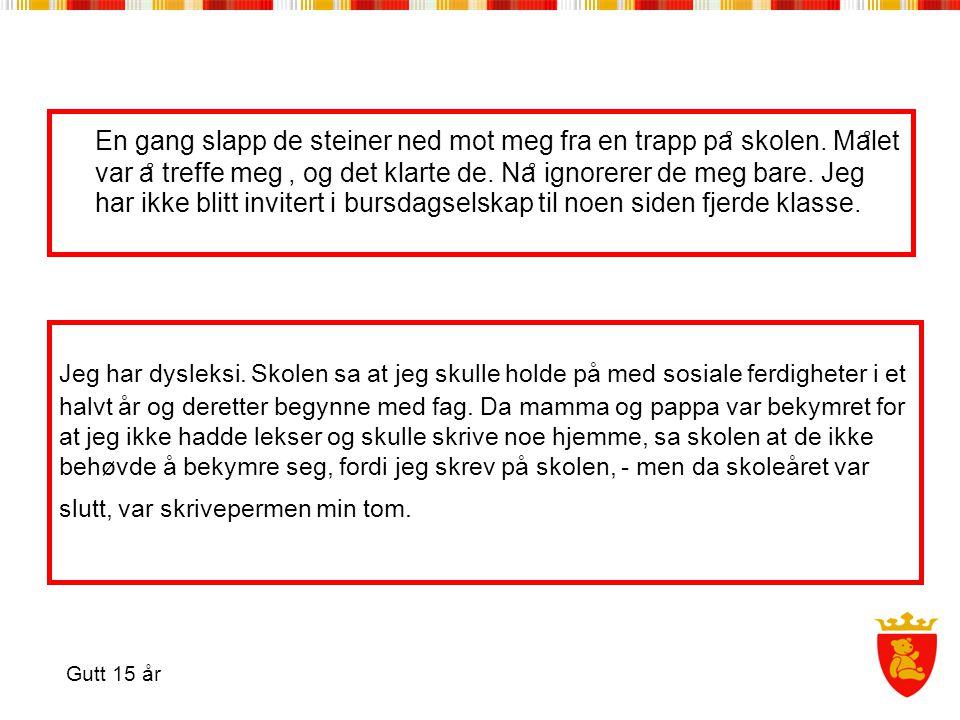 • Norsk lov siden 2003 (Inkorporert gjennom menneskerettighetsloven) • Gir barn konkrete rettigheter • Ser barn på en ny måte Fakta om barnekonvensjonen