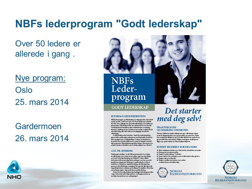 NBFs lederprogram