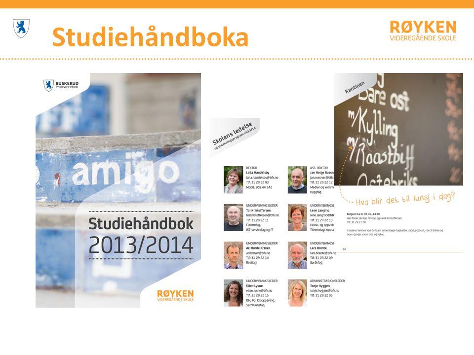Studiehåndboka