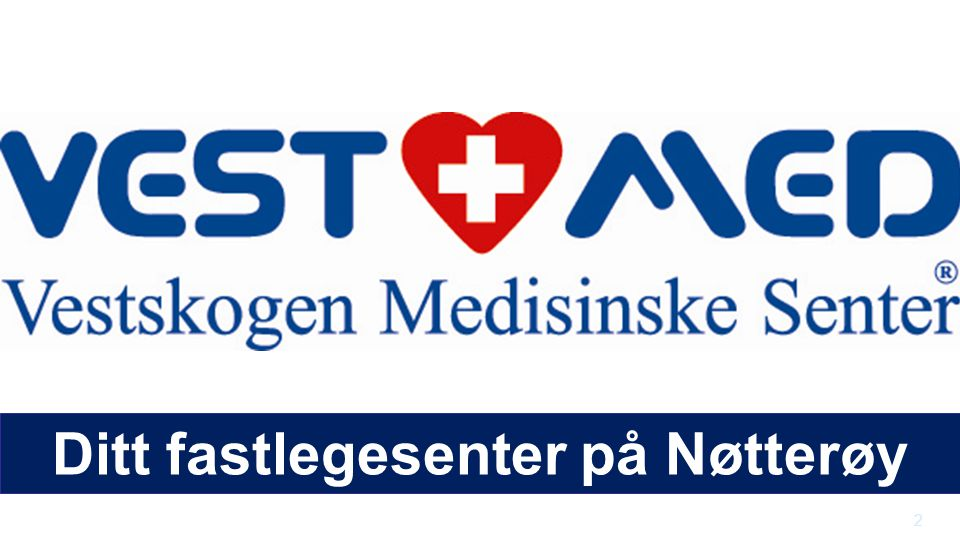 Ditt fastlegesenter på Nøtterøy 2