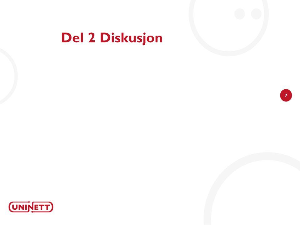 7 Del 2 Diskusjon