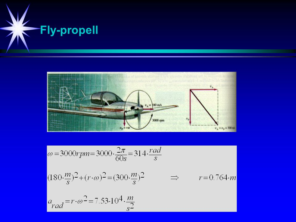 Fly-propell
