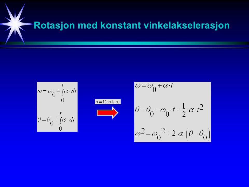 Rotasjonsmekanisme Eks: Stempel og stag [3/4]