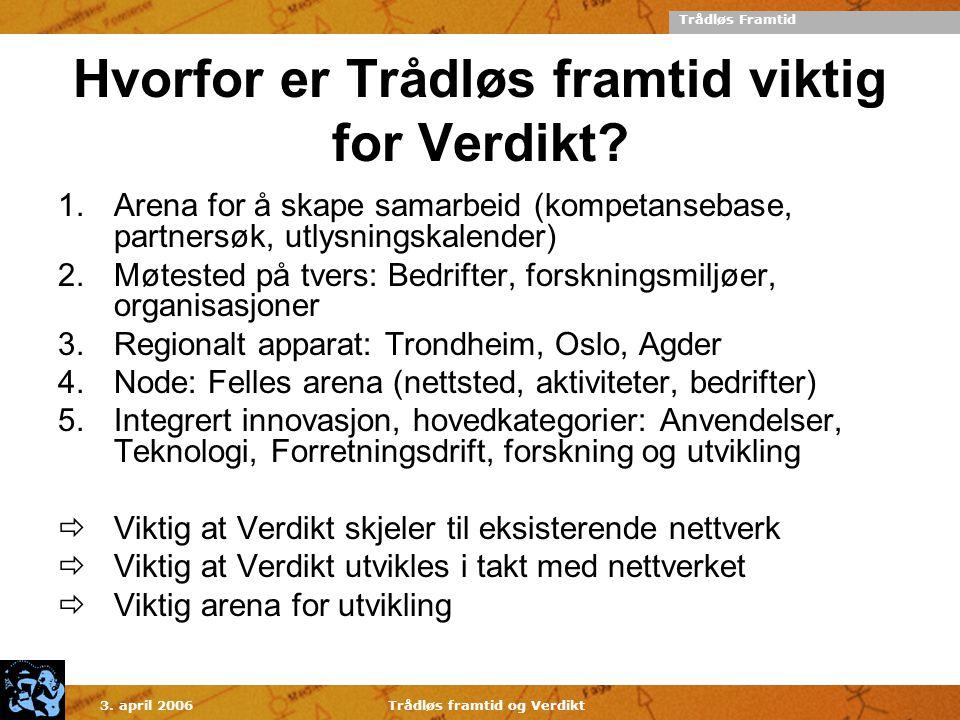 Trådløs Framtid 3.