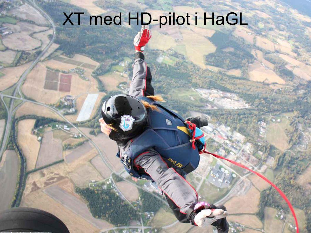 XT med HD-pilot i HaGL