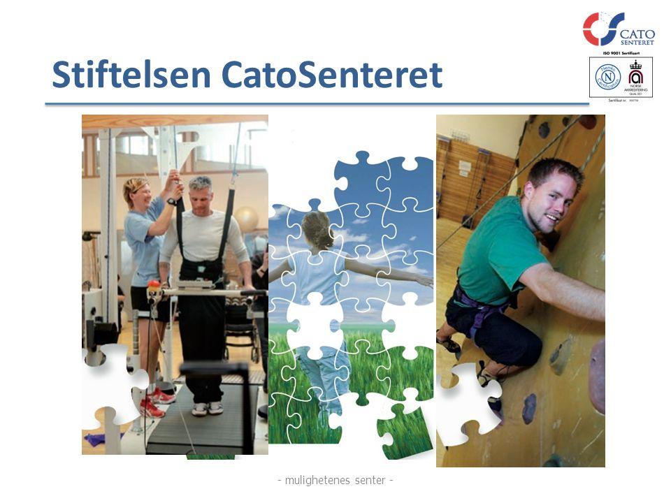 Stiftelsen CatoSenteret - mulighetenes senter -