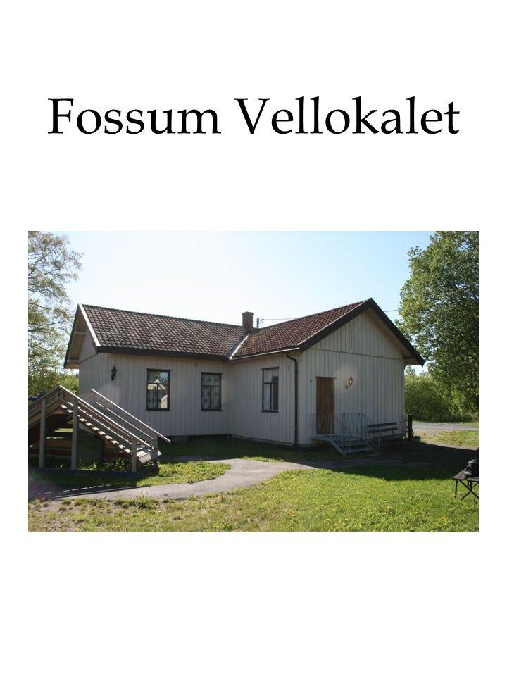 Fossum Vellokalet