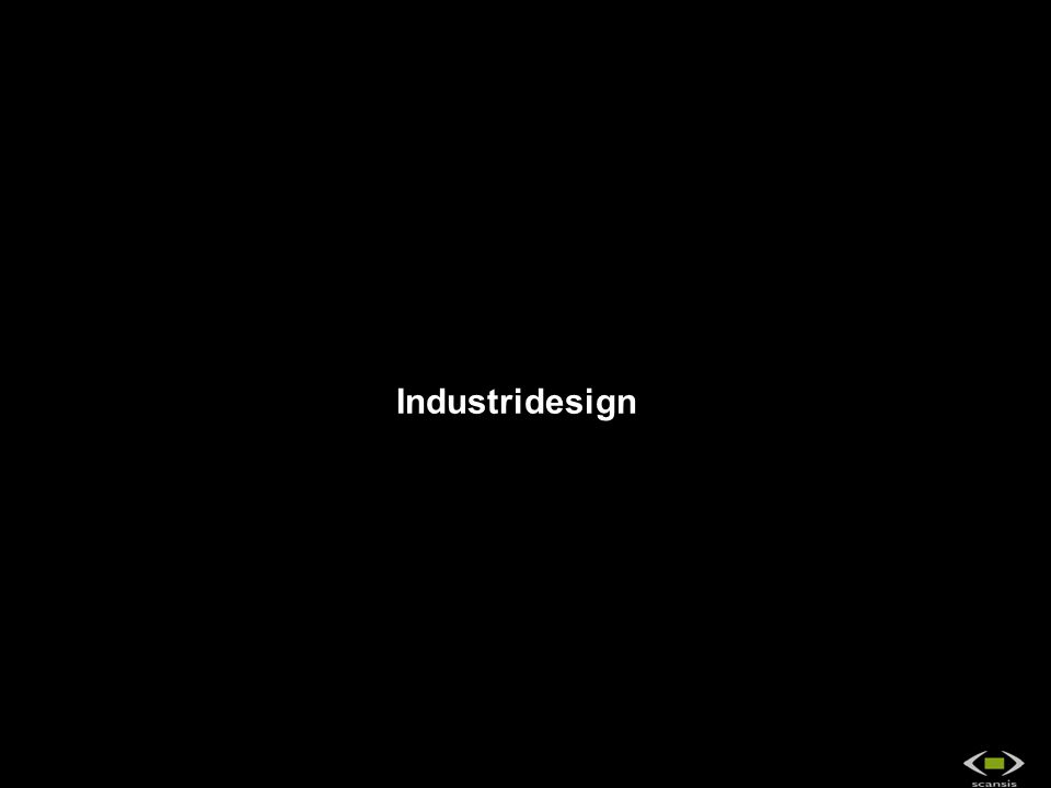 Industridesign
