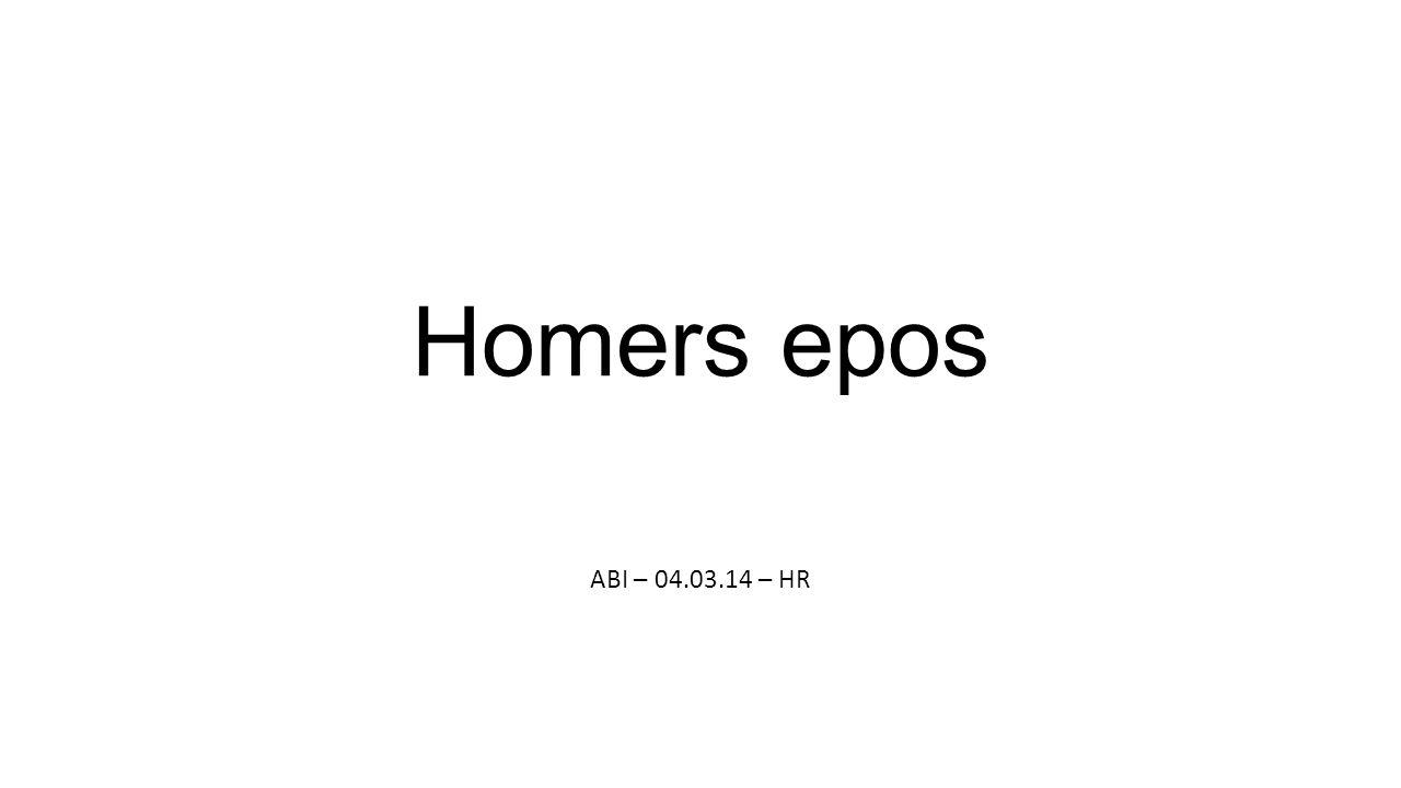 Homers epos ABI – 04.03.14 – HR
