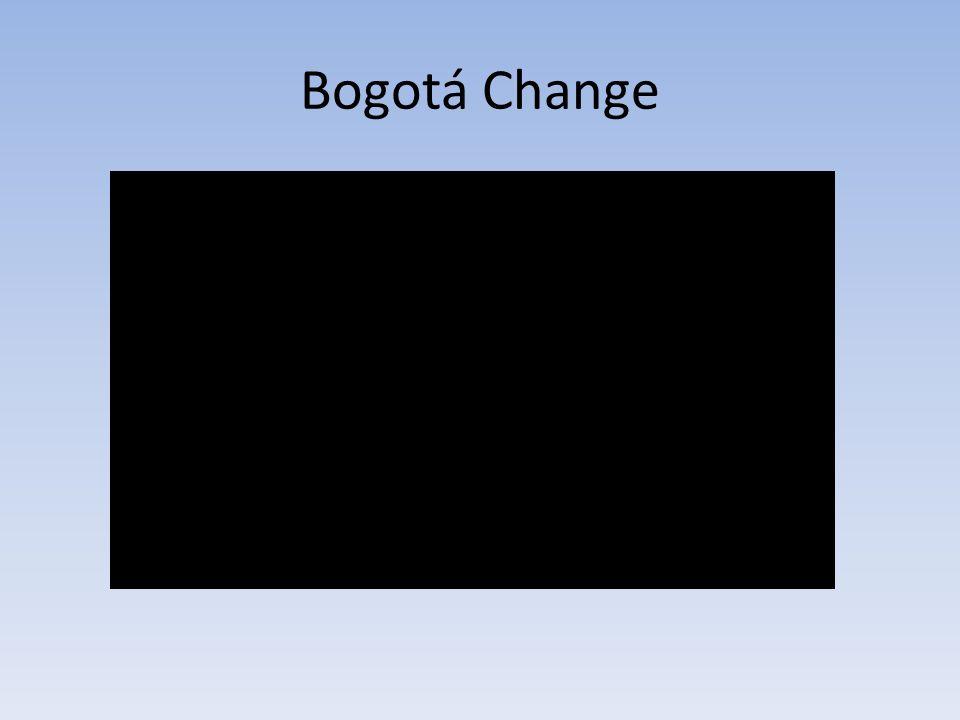 Bogotá Change