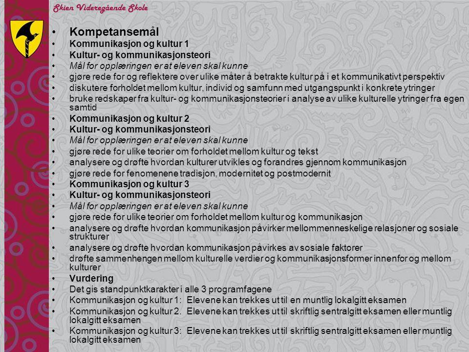 •Kort presentasjon av læreplanen for fremmedspråk •Programfaget fremmedspråk består av tre programfag: •Fremmedspråk nivå I •Fremmedspråk nivå II •Fremmedspråk nivå III •I Vg 2 tilbyr skolen programfagene Fransk I, Tysk I og Spansk I.