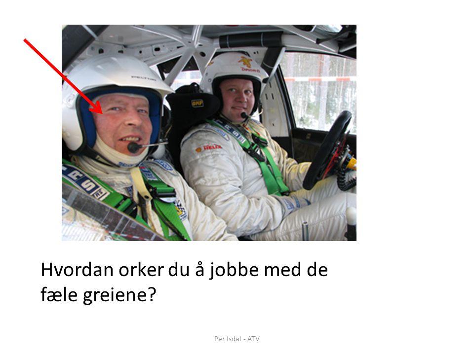 Dumme spørsmål! Per Isdal - ATV