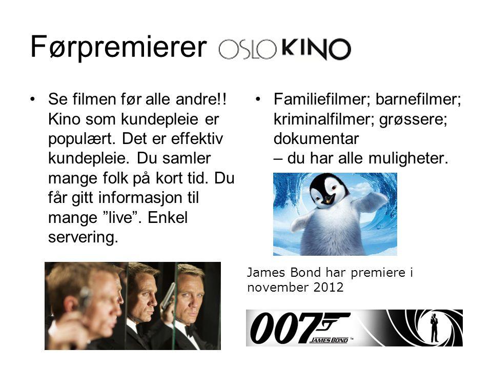 KULTUR & TEATER Oslo Konserthus Oslo Spektrum Chat Noir Chateau Neuf Dizzie Showteater Det Norske Teatret Oslo Nye SPINNOFF legger opp et komplett arrangement med billetter, bespisning og nødvendige transporter.