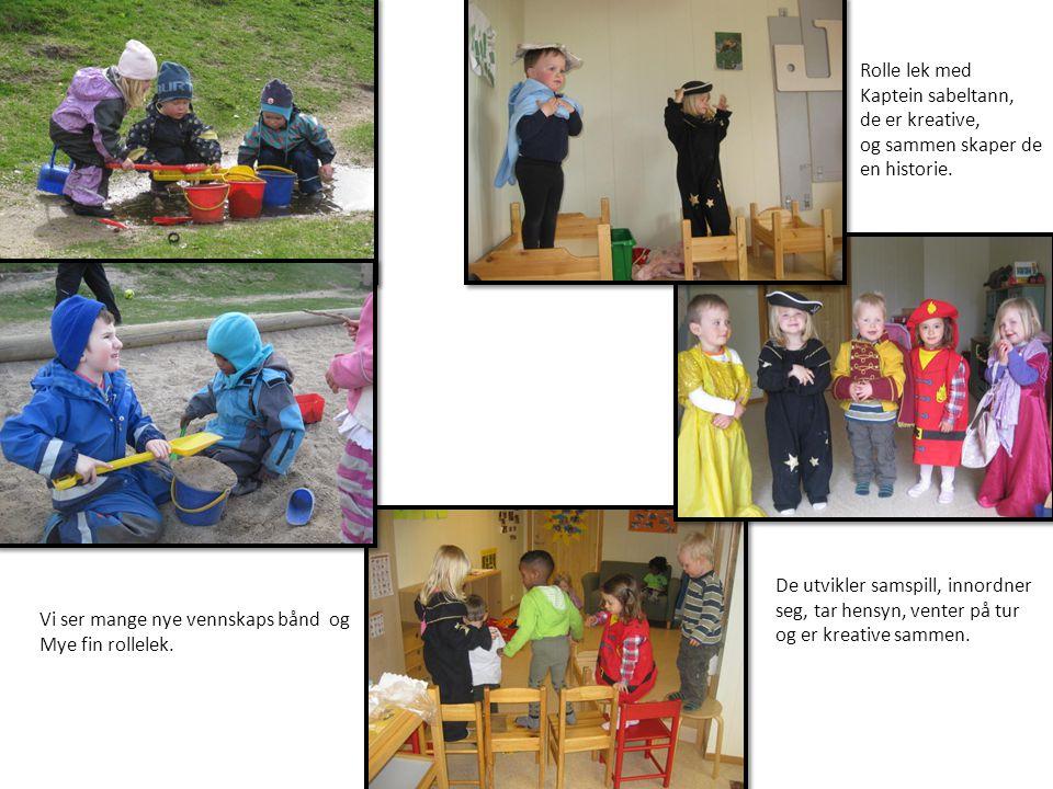 Barna blir kjent med ulike kulturelle uttrykk gjennom dans.