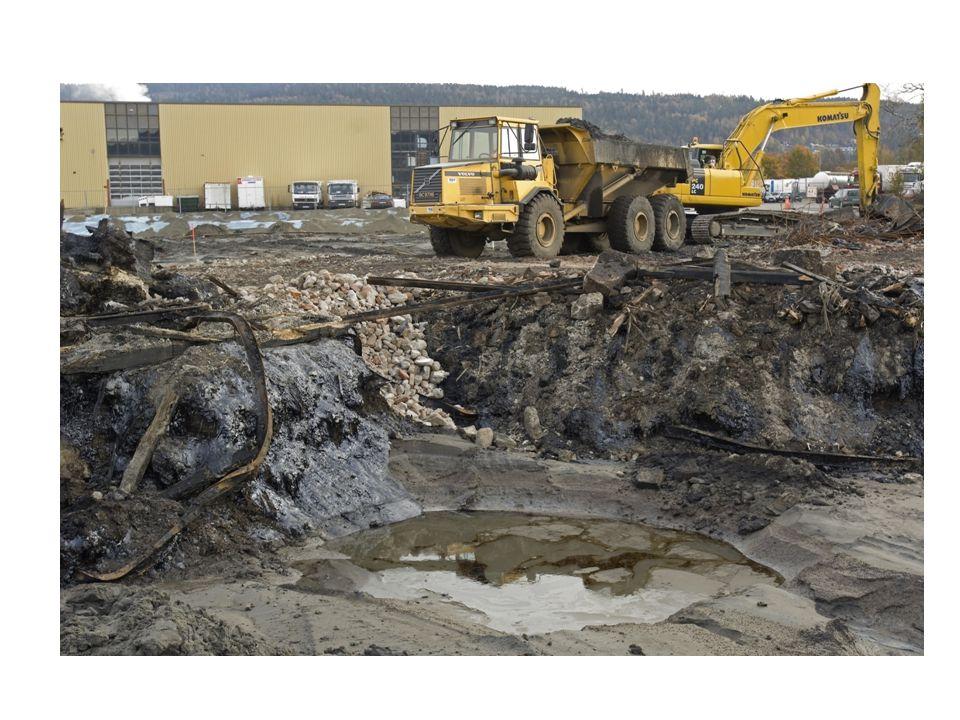 Lett forurensede jordmasser er jordmasser som kan ha et lite, naturlig* eller menneskeskapt, innhold av stoffer som i store mengder anses som miljø- eller helsefarlige, f.eks.