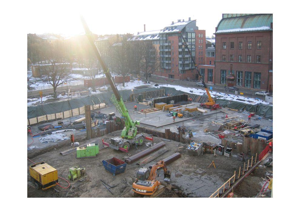 MENGDER • I Stor Oslo ble det til sammen i 2008 generert i størrelsesorden 2 millioner m 3 med rene og lett forurensede gravemasser hvert år.