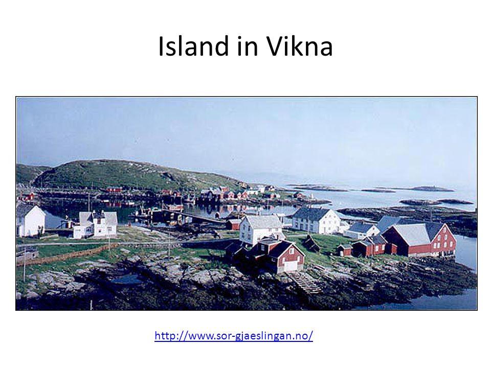 Island in Vikna http://www.sor-gjaeslingan.no/